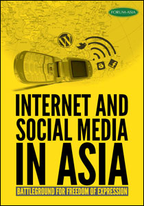 Internet and Social Media in Asia: Battleground for ...
