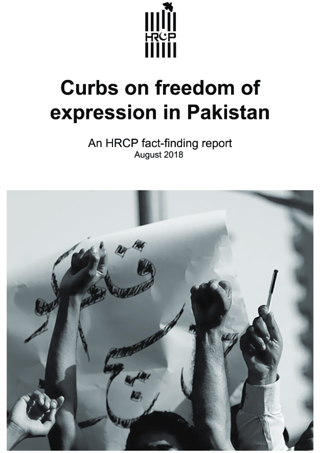 From Our Member Human Rights Commission of Pakistan (HRCP), Pakistan