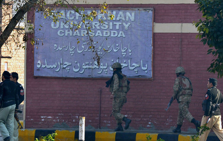 Pakistan: Perpetrators of University Attack Must Be Swiftly Brought to Justice