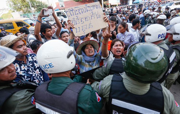 Cambodia: Civil Society Condemns Charging of Human Rights Defenders
