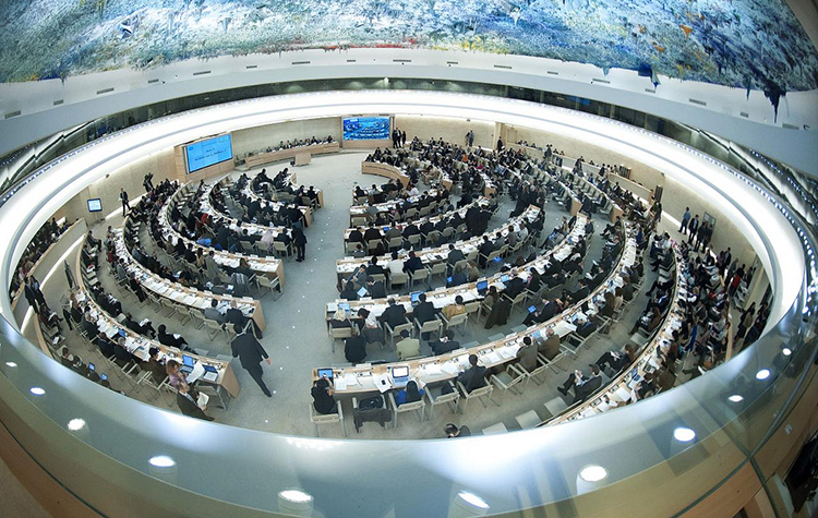 HRC32 Oral Statement – Universal Periodic Review plenary on Singapore