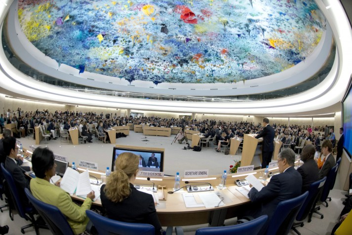 FORUM-ASIA at the 36th Regular Session of the UN Human Rights Council