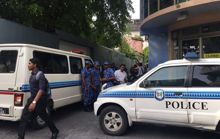 The Maldives: Stop the harassment and intimidation of civil society and media