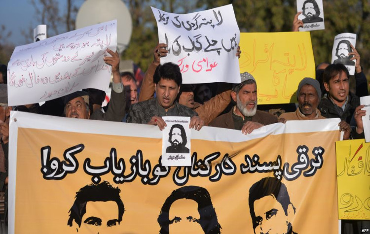 Pakistan: Investigate the disappearances of human rights activists