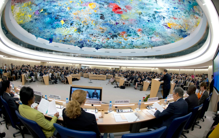 Heightened attention on the Philippines at the 34th session of the UN Human Rights Council