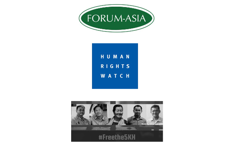Press Briefing – Civil Society Under Threat in Cambodia: One Year in Prison for ADHOC 5