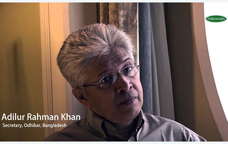Malaysia: Release Adilur Rahman Khan Immediately!