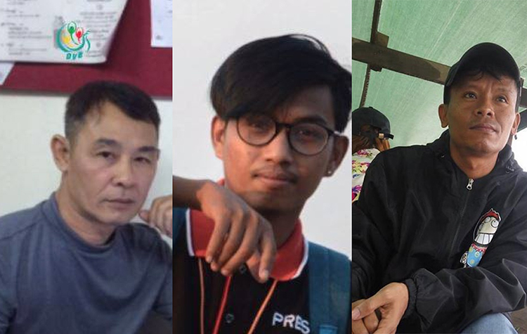 Joint Statement: Myanmar Authorities Must Immediately Release and Drop Charges Against Three Detained Journalists