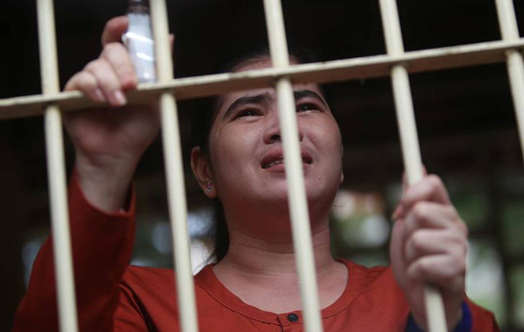 Cambodia: Time to Release Tep Vanny after One Year of Being Unrightfully Detained