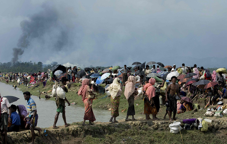 Joint Statement: Myanmar Must Prioritize Protection of Civilians in Rakhine State, Address the Roots of the Conflict