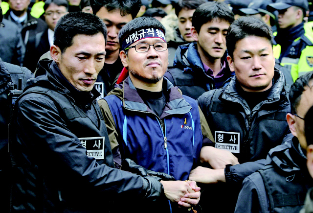 FORUM-ASIA welcomes the release of the Korean Confederation of Trade Unions leader, Han Sang-gyun