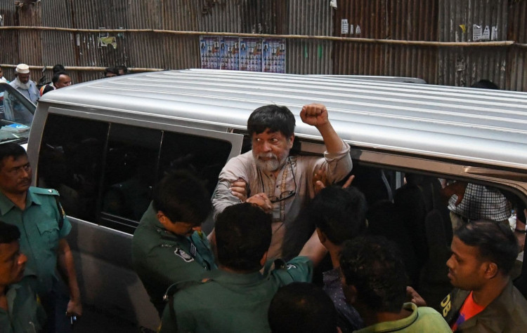 Bangladesh: 100 days of incarceration for dissent, release Shahidul Alam without further delay