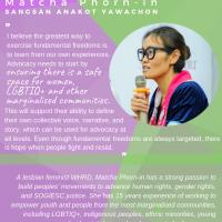 Matcha Phorn-in from Sangsan Angkot Yawachon