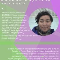 Shubha Kayastha from Body&Data