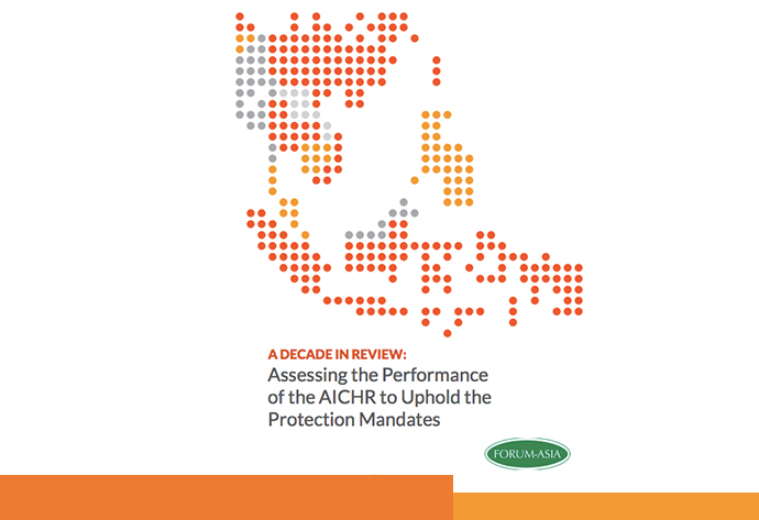 A Decade in Review: Assessing the Performance of the AICHR to Uphold the Protection Mandates