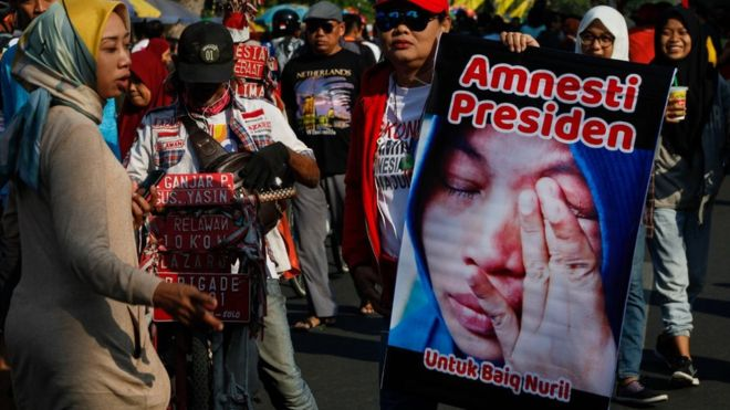 Joint statement – Indonesia: Civil society groups call on the President to side with victims of sexual harassment and violence
