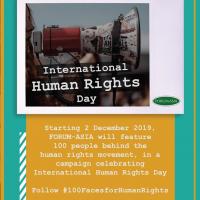 #100FacesforHumanRights