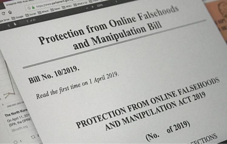 [Joint Statement] Singapore: Use of Anti-Fake News Law reveals institutional framework that undermines the promotion and protection of human rights