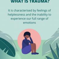 Characteristics of trauma