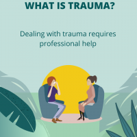 What does trauma require?