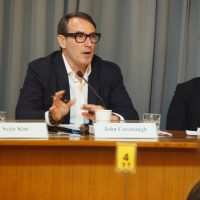 John Cavanaugh from National Democratic Institute - NDI