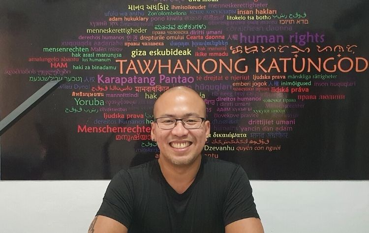 'I vowed that from then on, I would use my liberty to promote Asian solidarity and the rights of others.' – Interview with Ritz Lee B. Santos III, Executive Director of BALAOD Mindanaw