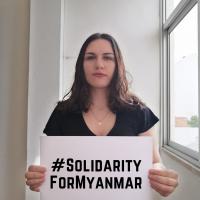 #sOLIDARITY fORmYANMAR