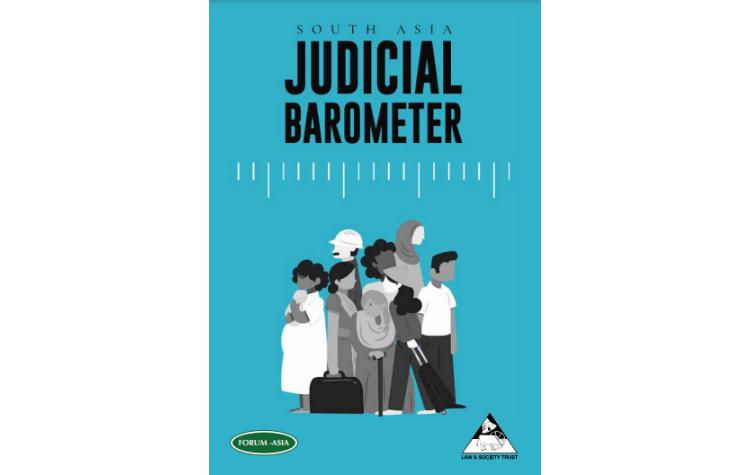 Report: South Asia Judicial Barometer
