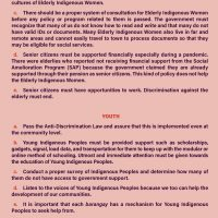Unity Statement of the National Indigenous Women's Gathering 2021 - LILAK pp4