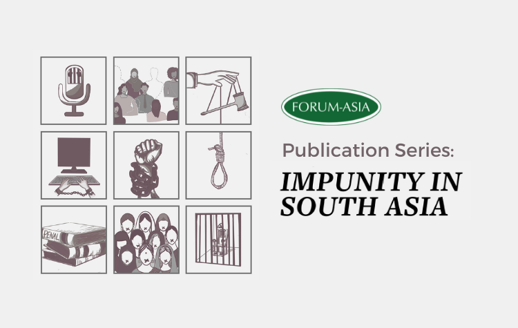 [Publication] Impunity Report in South Asia